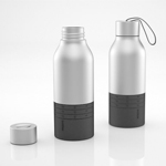A Kickstarter funding project - A Water Bottle That Tracks Its...