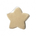 Soybean Star Bath Sponge (2 pcs)