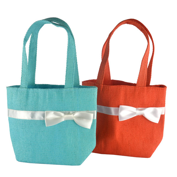 Kraft Paper Straw Tote Bag