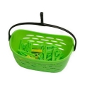 EcoForce Recycled Plastic Peg Basket and 24 Pegs