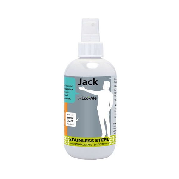 STAINLESS STEEL CLEANER: Jack by Eco-Me