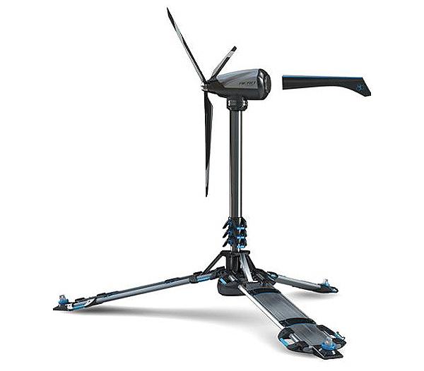 Eolic Wind-Powered Generator